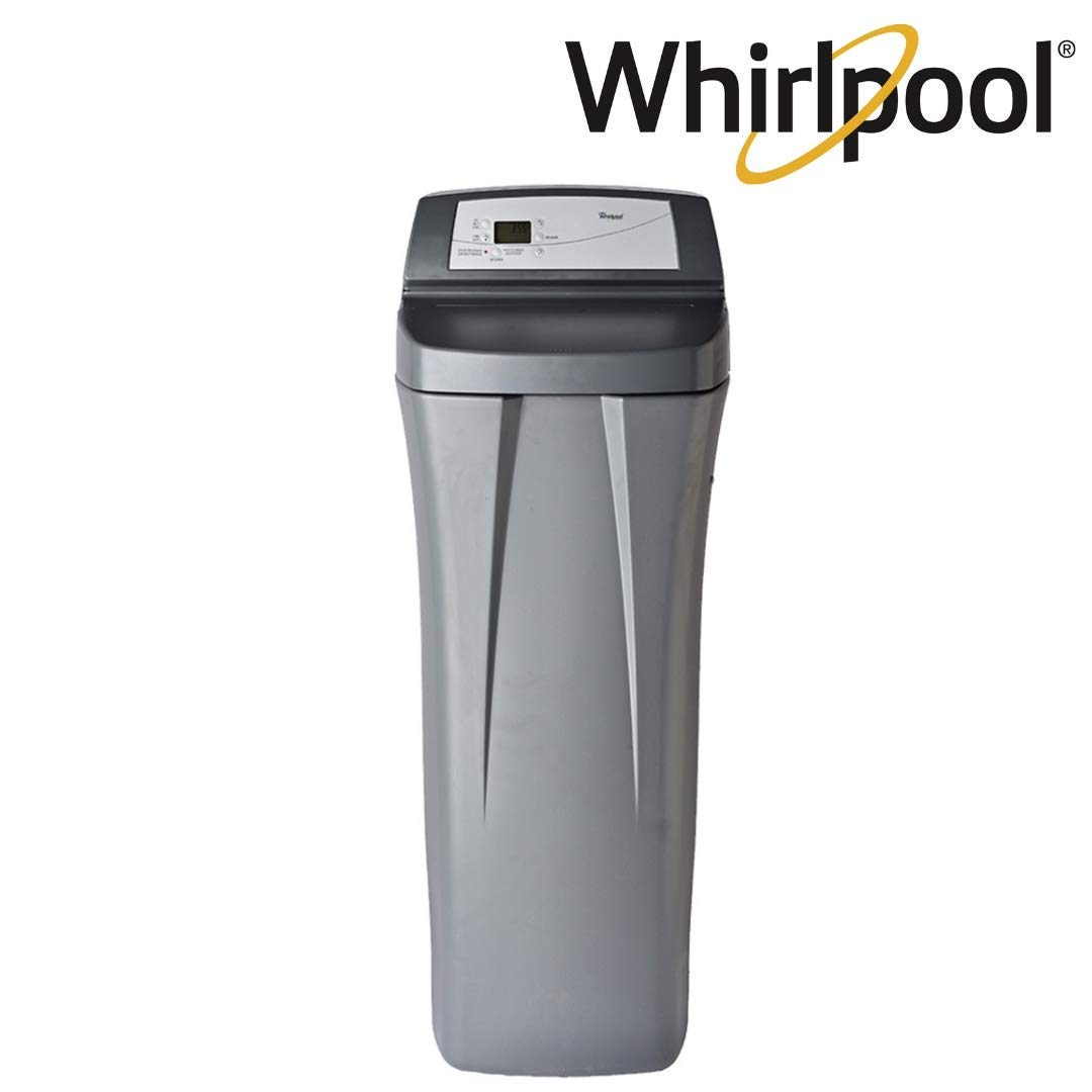 Whirlpool WHESFC Pro Series - Softener/Whole Home Filter Hybrid, Gray by Whirlpool