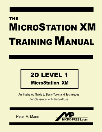 MicroStation XM 2D Level 1 Training Manual