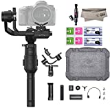 2019 DJI Ronin-S Essentials Kit 3-Axis Gimbal Stabilizer for Mirrorless and DSLR...