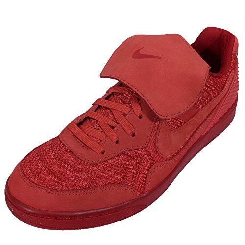 Nike Herren Nsw Tiempo 94 DLX QS Fußballschuhe Rojo (Daring Red / Daring Red-Gym Red)