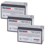 Dell 1000W (K788N) 12V 9Ah UPS Replacement Battery Set