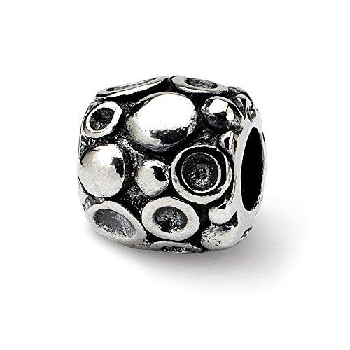 Sterling Silver Reflections Dots Bali Bead