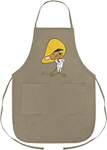 GRAPHICS & MORE Looney Tunes Speedy Gonzales Apron with Pockets