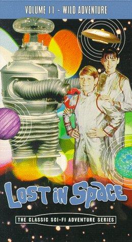 Lost in Space - Wild Adventure (Vol. 11) [VHS]