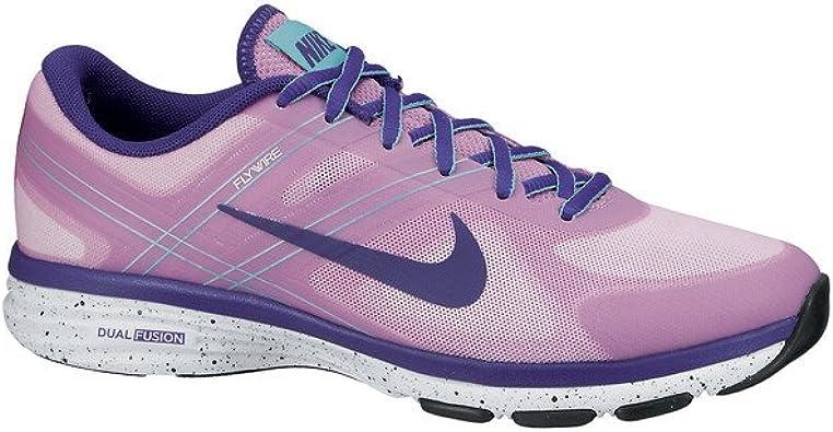 NIKE Dual Fusion Training 2 Zapatillas de Gimnasia, Mujer: Amazon.es: Zapatos y complementos