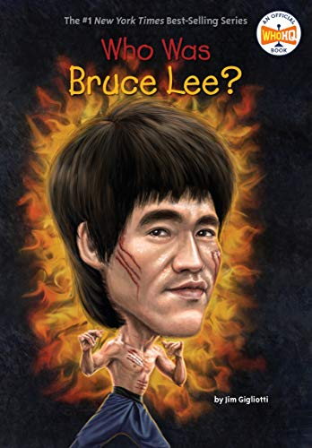 Who Was Bruce Lee? -  Jim Gigliotti, Teacher's Edition, Paperback