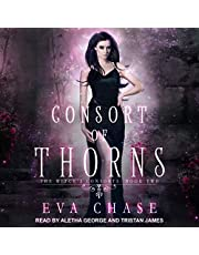Consort of Thorns: A Paranormal Reverse Harem Novel (Witch's Consorts Series, Book 2)