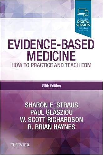 Evidence-Based Medicine: How to Practice and Teach EBM, 5e [2019] 510X7zybG8L._SX329_BO1,204,203,200_