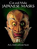 Cut and Make Japanese Masks (Cut-Out Masks)