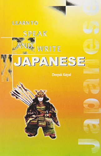 Learn How to Speak and Write Japanese