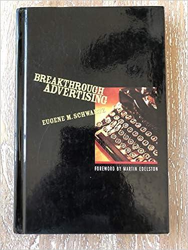 image for Breakthrough Advertising