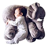 Toys : Mivera Cartoon 60cm Large Plush Elephant Toy Kids Make interest to Play with stuffed Elephant Birthday Gift for Kids(Set of 2) combo of 2