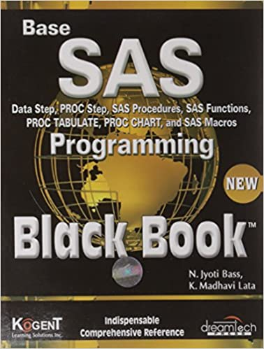 SAS Black Book