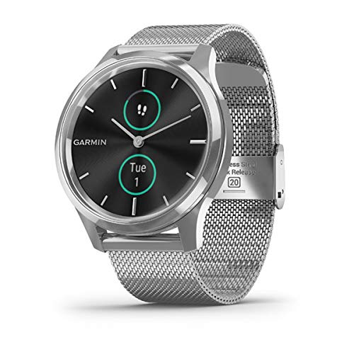 Garmin Vivomove Luxe Smartwatch Hybrid Analógico Digital ...