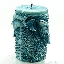 Grainrain 3D DIY Craft Animal Silicone Candle Mold