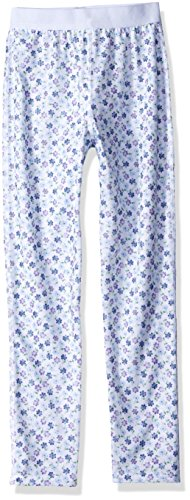 - Hot Chillys Youth Pepper Skins Bottom, Daisy, Small