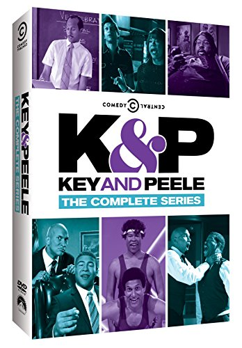 Key   Peele  The Complete Series