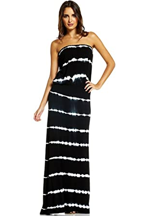 877bed0be0b Elan International Strapless Maxi Dress at Amazon Women s Clothing store