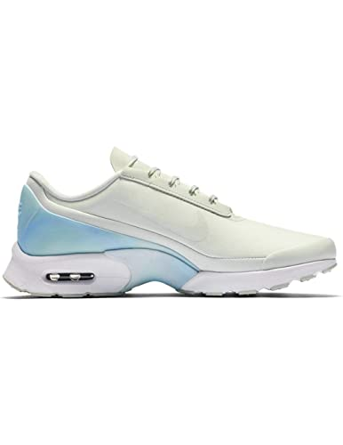 the latest 171a5 0785b Nike W AIR Max Jewell PRM, Baskets Femme, Blanc Pierre Ponce Claire Gris