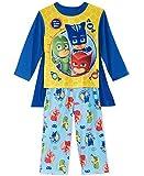 PJ Masks Toddler Boys Long Sleeve Pajamas with Cape