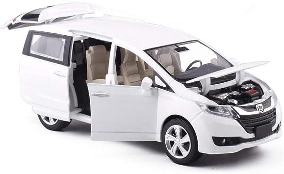 WCS CARR MPV Honda Odyssey 1:32 Puerta corredera Lateral de aleación de Metal Modelo de Coche de Recogida de investigación Hobby Recordatorio: Amazon.es: Hogar