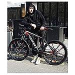 26-Pollici-21-velocit-ABicicletta-Bicicletta-Mountain-Bike-dulto-Bicicletta-MTB-Biciclette-Doppio-Freno-A-Disco-Acciaio-Alto-Tenore-Carbonio-TelaioBlack-Red