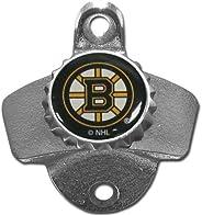 NHL Boston Bruins Wall Mounted Bottle Opener
