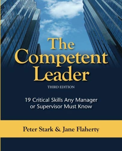 The Competent Leader, 3rd Edition