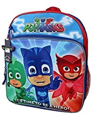 Disney Junior PJ Masks Owlette, Gekko and Catboy Its Time To Be A Hero! 14 Ba...