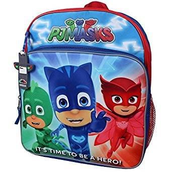 Disney Junior PJ máscaras Owlette, Gekko y Catboy su tiempo para ser un héroe.