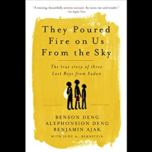 They Poured Fire on Us From the Sky Audiobook