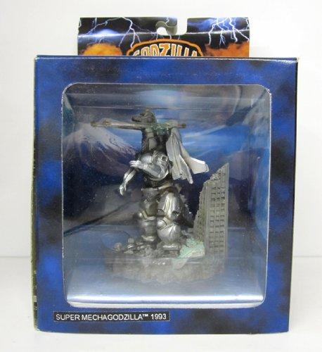 Godzilla Origins Cold-Cast Resin Chess Piece Series - Super MechaGodzilla 1993 (Super Mechagodzilla compare prices)