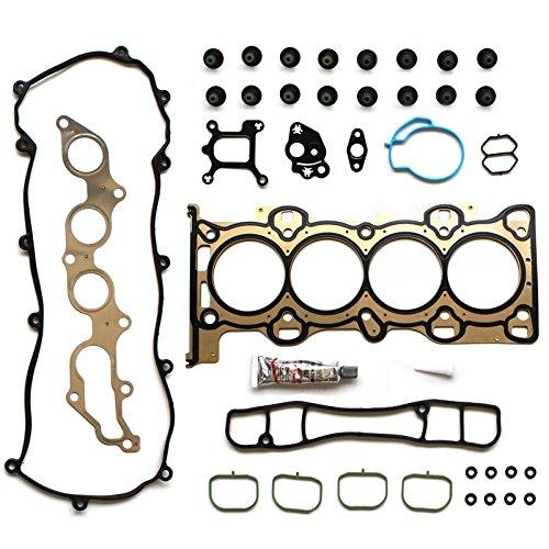 Ford Ranger Vin - ECCPP Compatible fit for Head Gasket Set For 2001-2009 Mazda B2300 Tribute Ford Ranger Escape Mariner VIN D Z 2.3L l4 DOHC 16V Engine Head Gaskets Kit