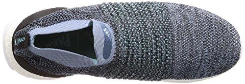 Zapatillas carbon Entrenamiento rawgre Para De Ultraboost bluspi Grey Adidas Laceless bluspi Azul Hombre Raw carbon q8wEXz