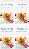 (4 PACK) - Mooncup Mooncup Size A | inleSingle | 4 PACK - SUPER SAVER - SAVE MONEY by Mooncup