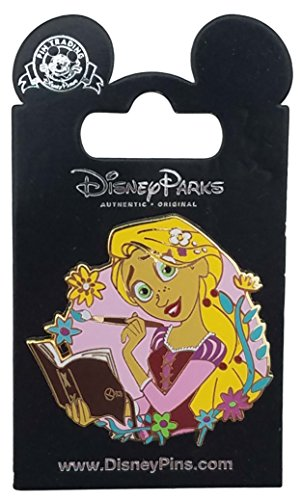 Disney Pin - Rapunzel Painting - Tangled the Series