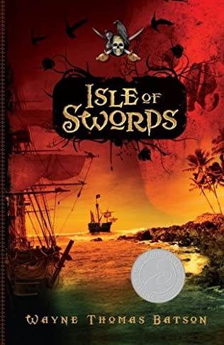 book cover of Isle of Swords