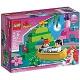 LEGO DUPLO 10516 -  Princesas: El Barco Mágico de Ariel