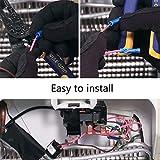 Refrigerator Defrost Bimetal Thermostat
