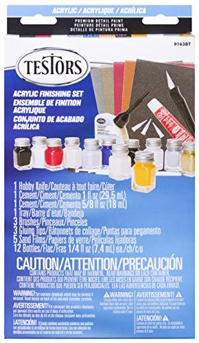 Testors 9163BT 9163BT-3 Acrylic