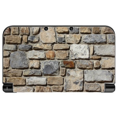 stones-rock-wall-background-pattern-new-3ds-xl-2015-vinyl-decal-sticker-skin-by-moonlight-printing