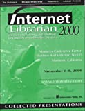 Internet Librarian Proceedings 2000, , 1573871079
