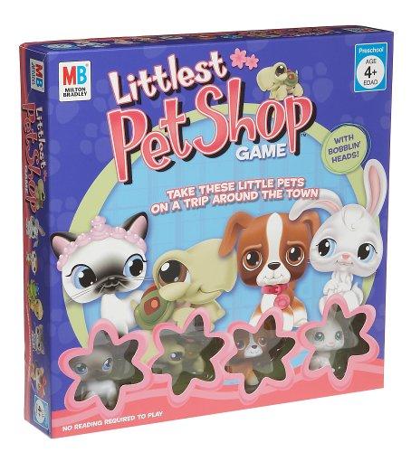 Hasbro Littlest Pet Shop Game