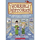 Horrible Histories: Complete Series [PAL]