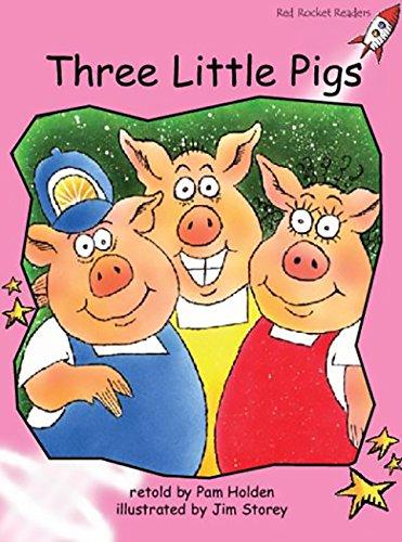 Three Little Pigs: Pre-reading (Red Rocket Readers) ebook