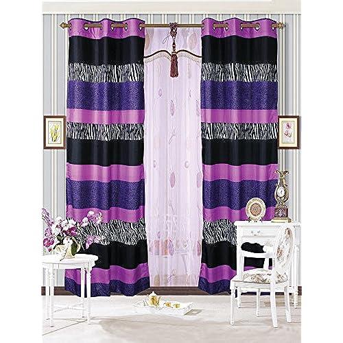 Teen Curtains: Amazon.com