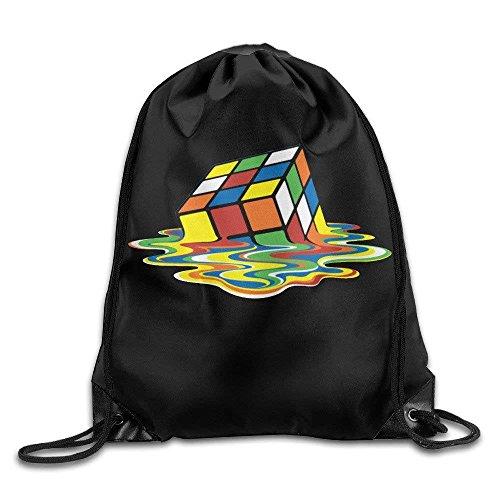 Carina Melting Rubik`s Cube Cool Bag Storage Bag One Size