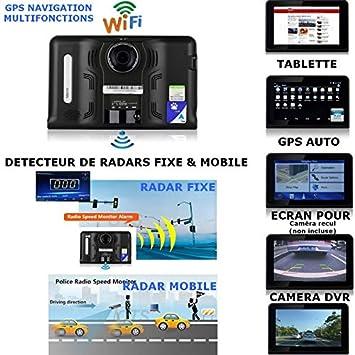 UDRICARE - GPS ou Tablette 7