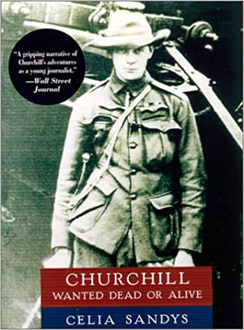 Book Churchill: Wanted Dead or Alive