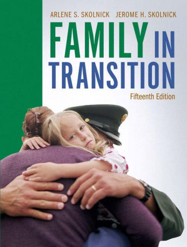 Family in Transition (15th Edition)